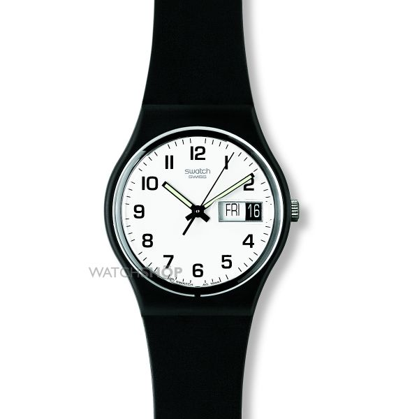 Mens Swatch Once Again Watch GB743