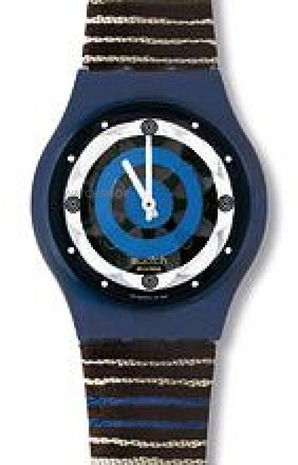 Unisex Swatch Eternal Tribal Watch SUPN100