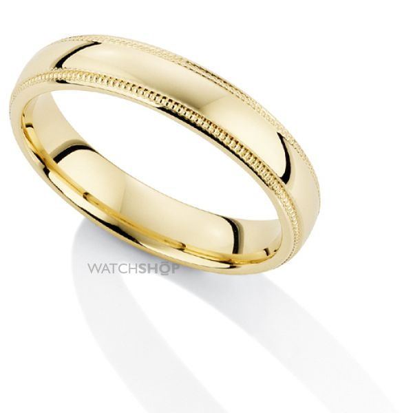 4mm Court-Shaped Mill Grain Edge Band Size M