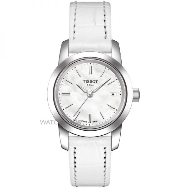 Ladies Tissot Classic Dream Watch T0332101611100