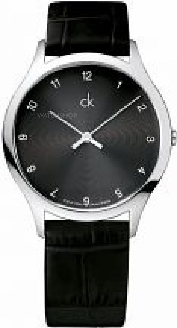 Mens Calvin Klein Classic Watch K2621111