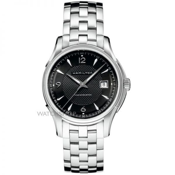 Mens Hamilton Jazzmaster Viewmatic Automatic Watch H32515135