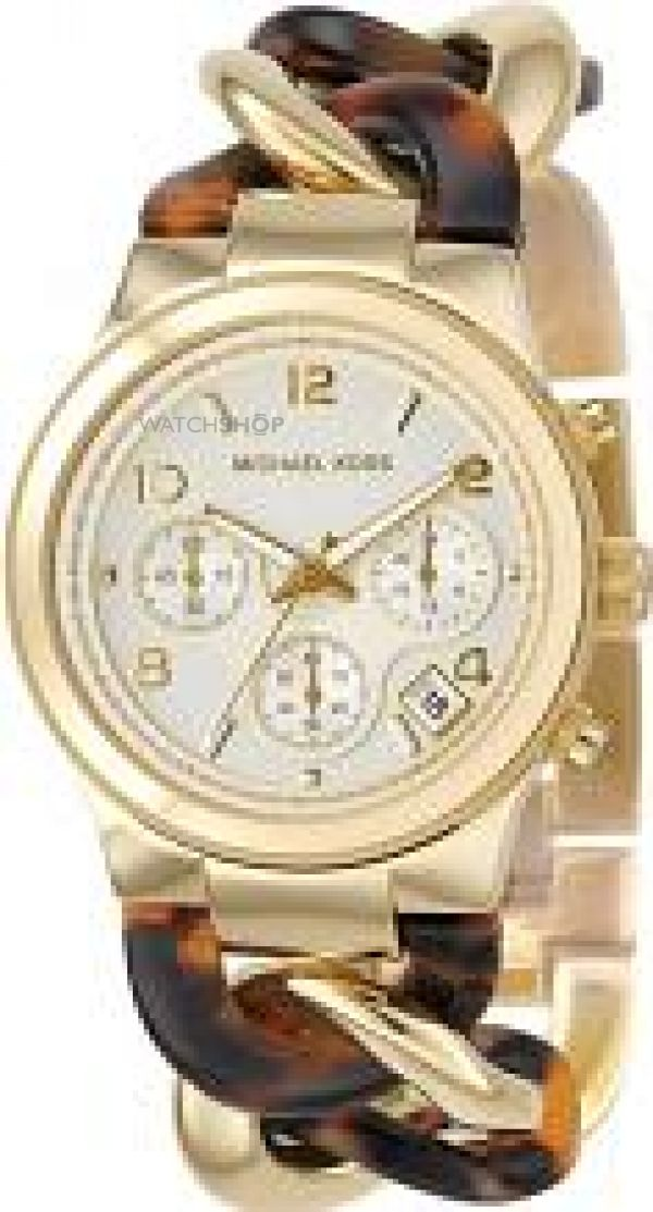 Ladies Michael Kors Chronograph Watch MK4222