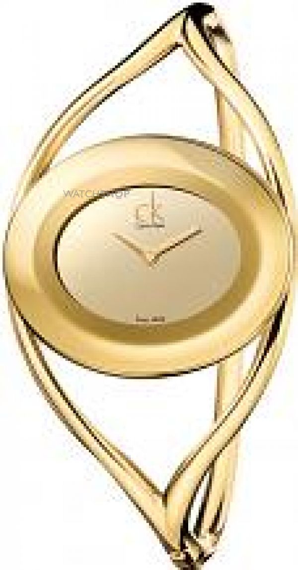 Ladies Calvin Klein Delight Watch K1A23909
