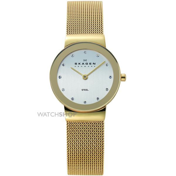 Ladies Skagen Freja Watch 358SGGD