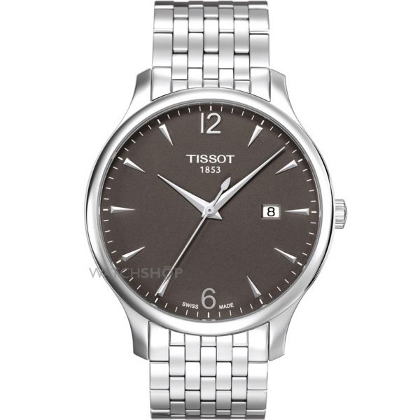 Mens Tissot Tradition Watch T0636101106700