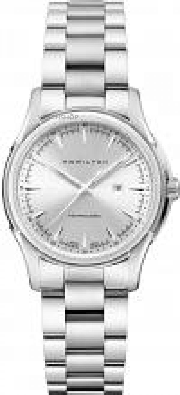 Ladies Hamilton Jazzmaster Viewmatic 34mm Automatic Watch H32325151