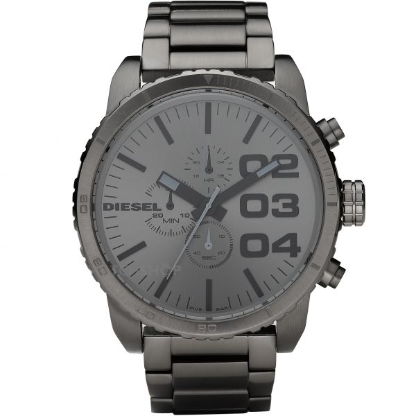 Mens Diesel Double Down 51 Chronograph Watch DZ4215
