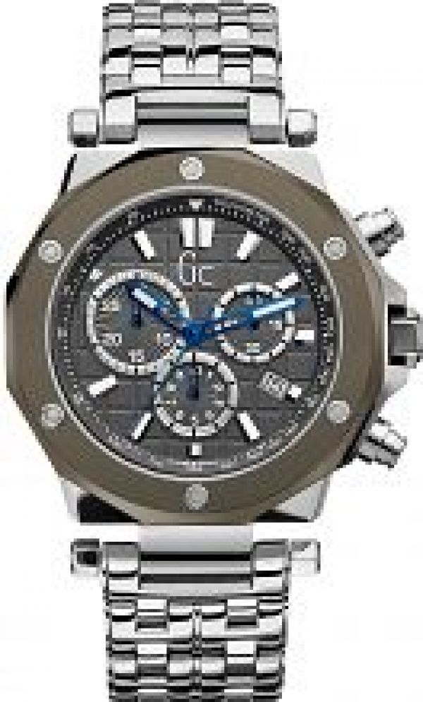 Mens Gc Gc-3 Chronograph Watch X72009G5S