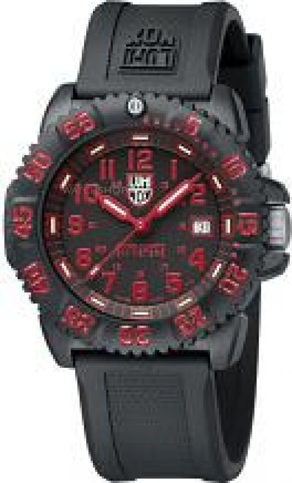 Mens Luminox Navy SEAL Colormark 3050 Series Watch A3065