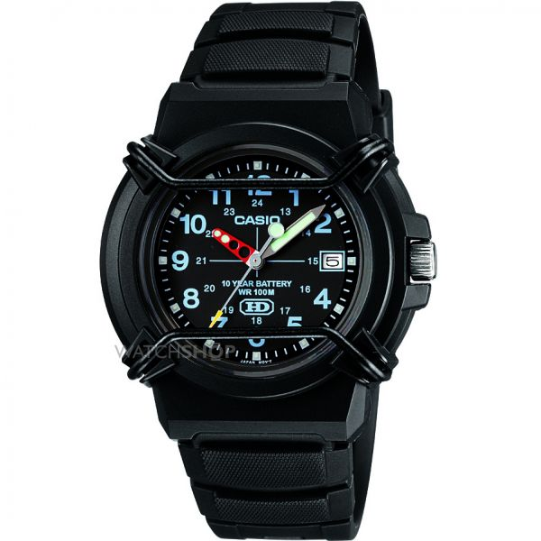 Mens Casio Heavy Duty Watch HDA-600B-1BVEF