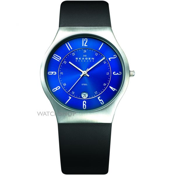 Mens Skagen Grenen Watch 233XXLSLN