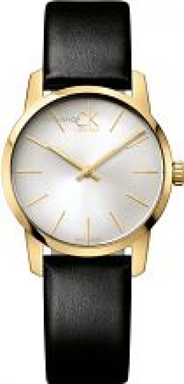 Ladies Calvin Klein City Watch K2G23520