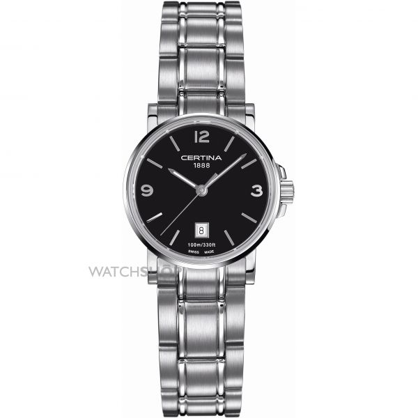 Ladies Certina DS Caimano Lady Watch C0172101105700