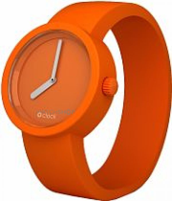 Unisex OClock Tone On Tone Orange Medium OCT14-M