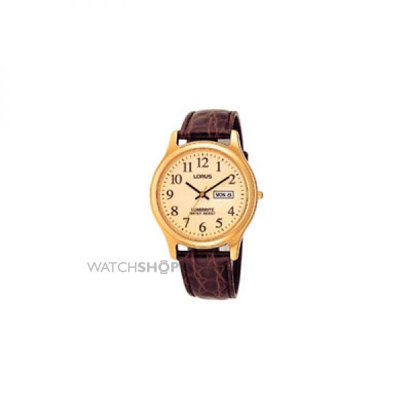 Ladies Lorus Watch RXF48AX9