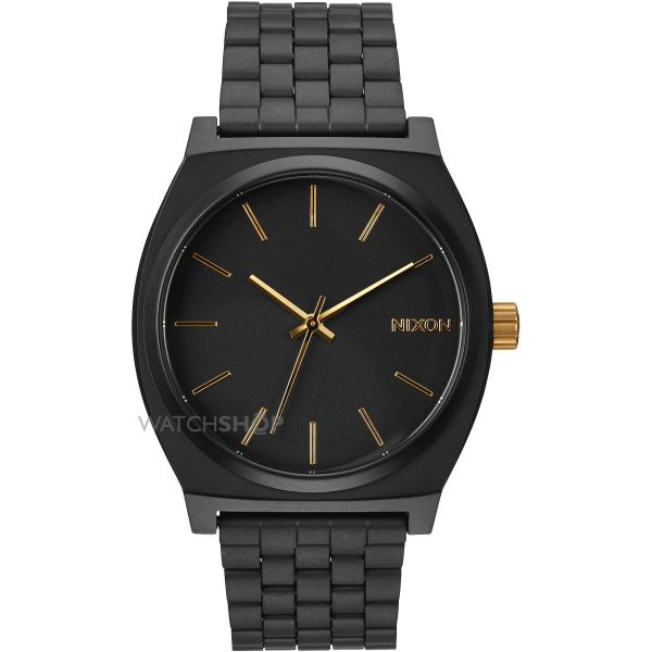 Mens Nixon The Time Teller Watch A045-1041