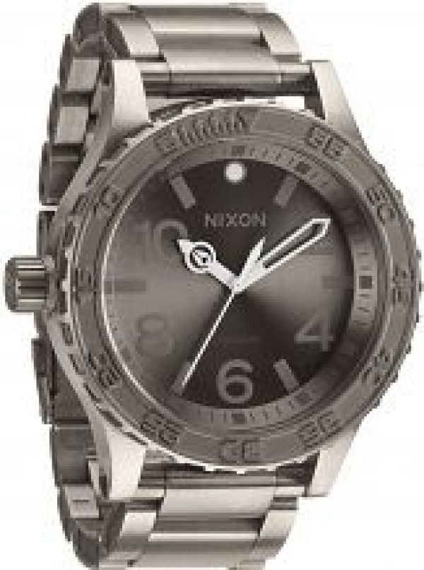 Mens Nixon The 51-30 Ti Titanium Watch A351-1703