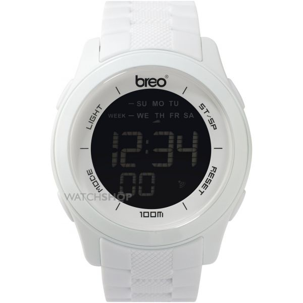 Mens Breo Orb Alarm Chronograph Watch B-TI-ORX8