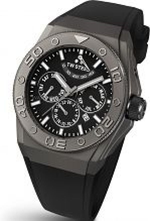 Mens TW Steel CEO Diver 44mm Automatic 44mm Watch CE5000