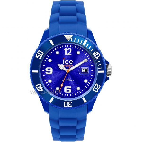 Ladies Ice-Watch Sili - blue small Watch 000125