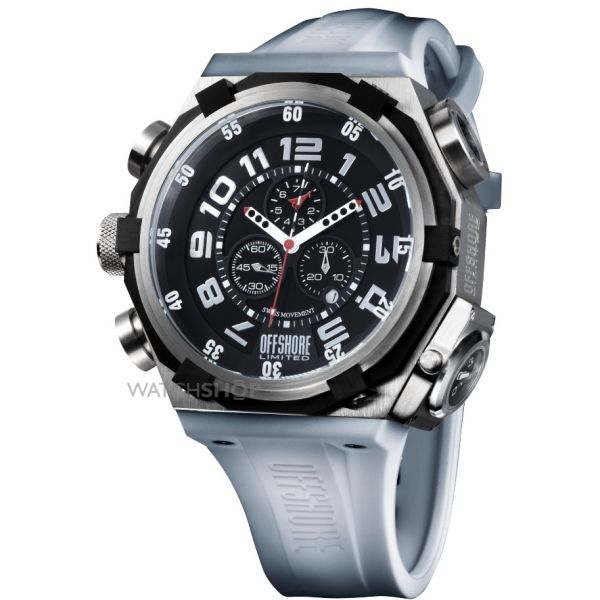 Mens Offshore Force 4 Chronograph Watch OFF-001-A