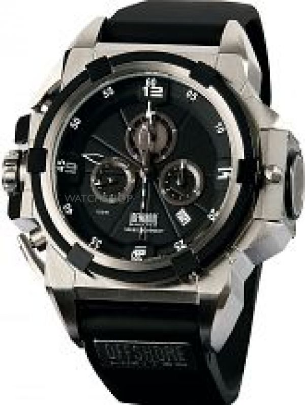 Mens Offshore Octopussy Chronograph Watch OFF-005-F