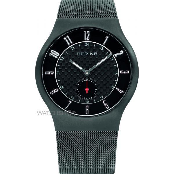 Mens Bering Radio Controlled Watch 51940-077-UK