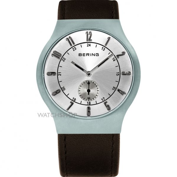 Mens Bering Radio Controlled Watch 51940-570-UK