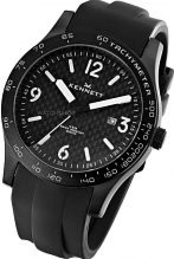 Mens Kennett Altitude Watch WALTCFWHPBK