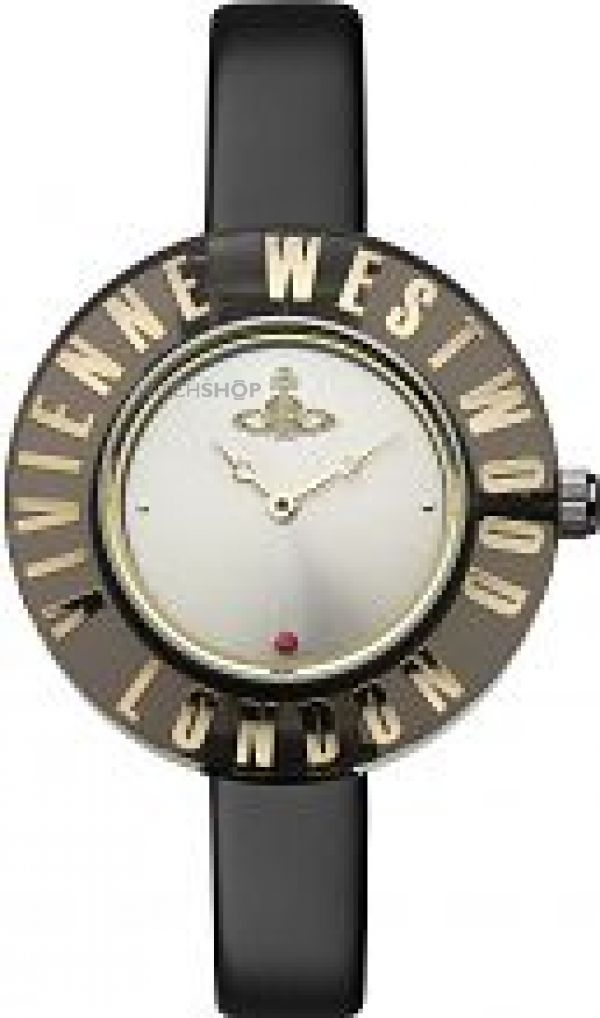 Ladies Vivienne Westwood Clarity Bright Watch VV032BK