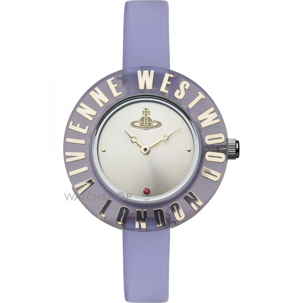 Ladies Vivienne Westwood Clarity Bright Watch VV032PP