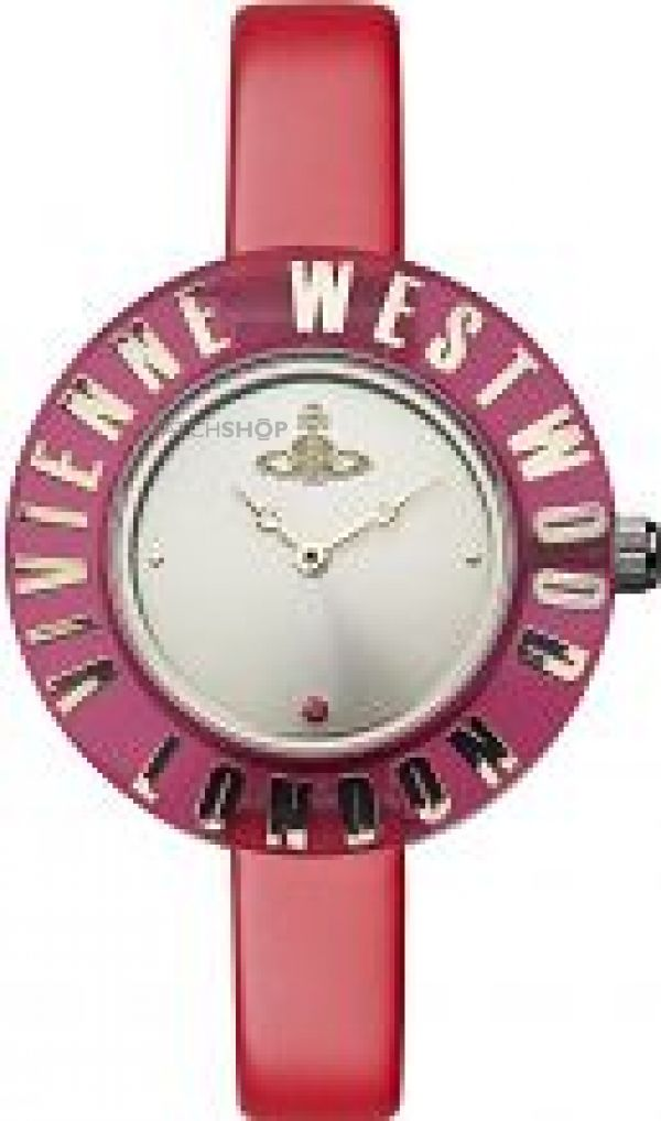 Ladies Vivienne Westwood Clarity Bright Watch VV032RD