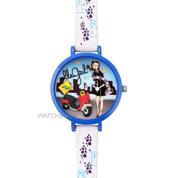 Childrens Elle Girl Watch GW40074S02X