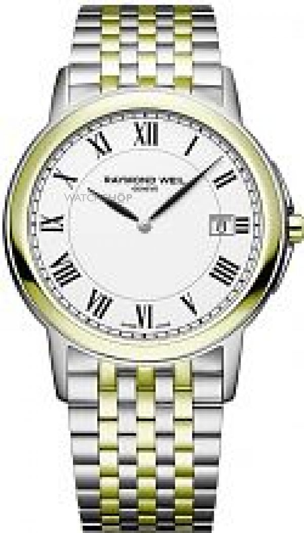 Mens Raymond Weil Tradition Watch 5466-STP-00300