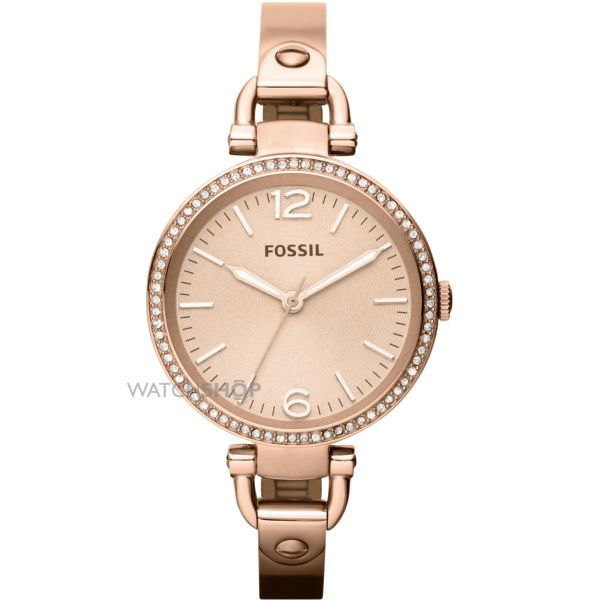 Ladies Fossil Georgia Watch ES3226