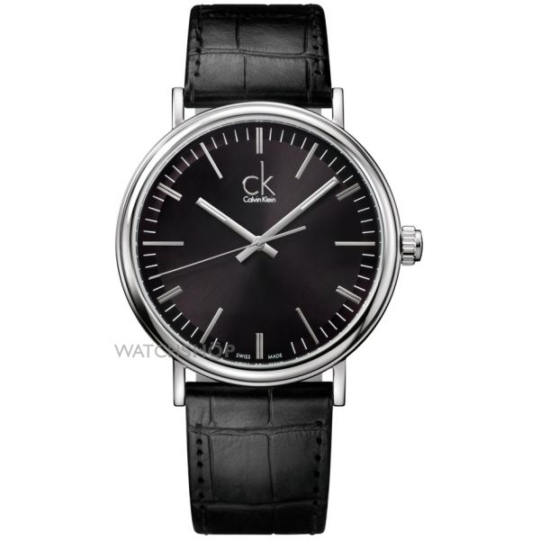 Mens Calvin Klein Surround Watch K3W211C1