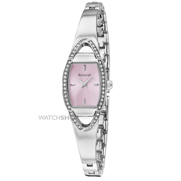 Ladies Accurist Watch LB1458P