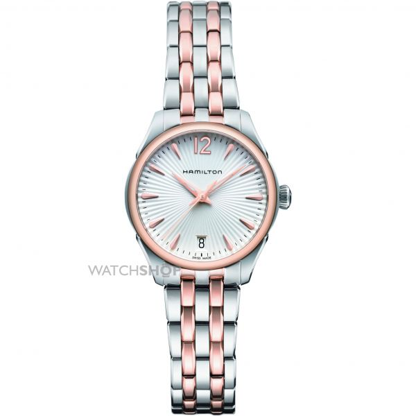 Ladies Hamilton Jazzmaster Lady 30mm Watch H42221155