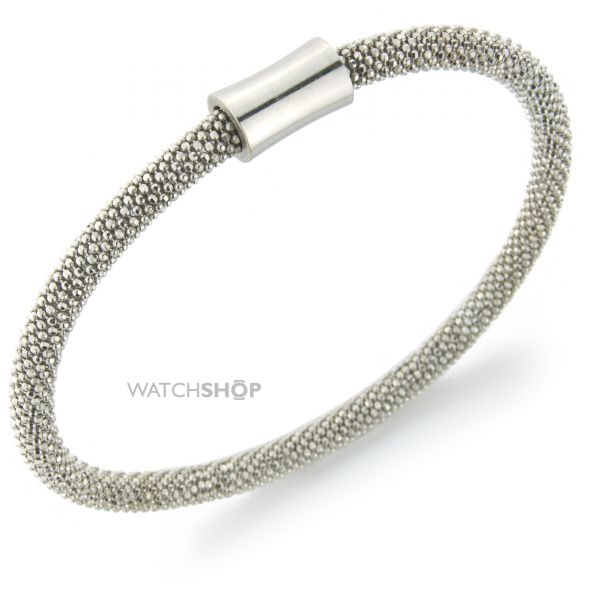 Sterling Silver Magnetic Clasp Wristpiece