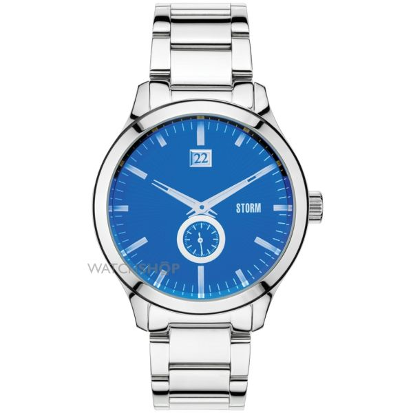 Mens STORM Hex Lazer Blue Watch HEX-LAZER-BLUE