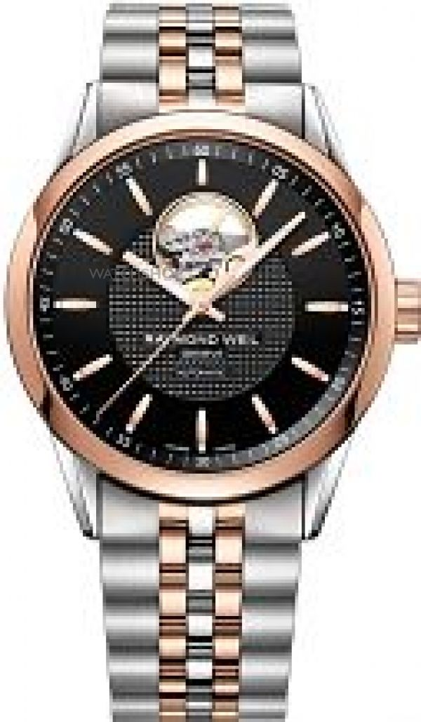 Mens Raymond Weil Freelancer Automatic Watch 2710-SP5-20021