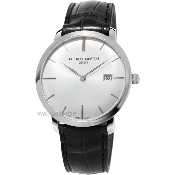 Mens Frederique Constant Slim Line Automatic Watch FC-306S4S6