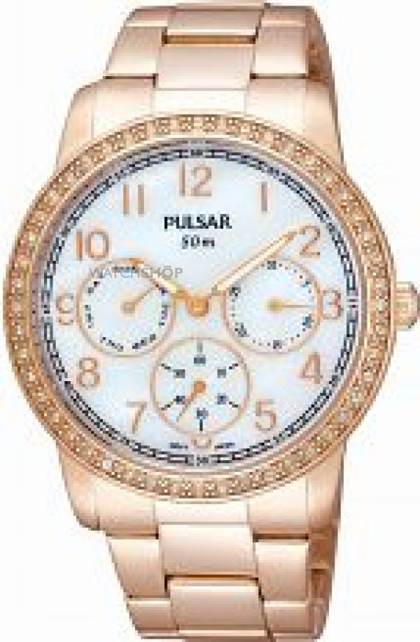 Ladies Pulsar Watch PP6096X1