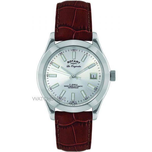 Mens Rotary Verbier Automatic Watch GS08150/06