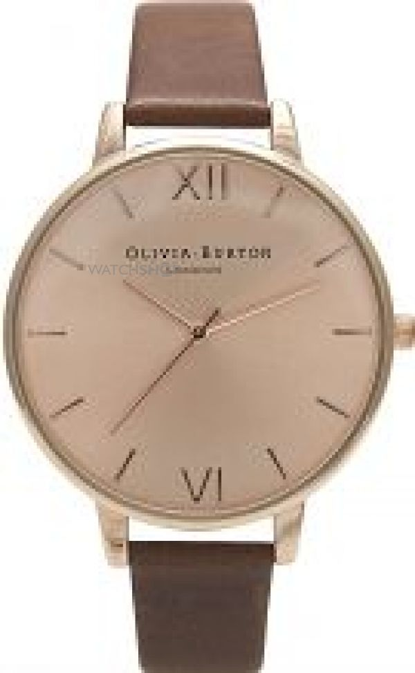 Ladies Olivia Burton Big Dial Watch OB13BD10