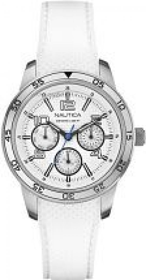 Ladies Nautica NCT405 Multi Mid Chronograph Watch A15638M
