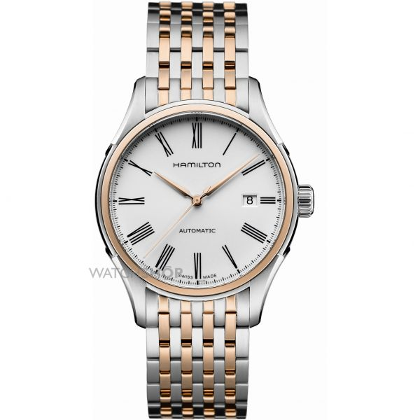 Mens Hamilton Valiant Automatic Watch H39525214