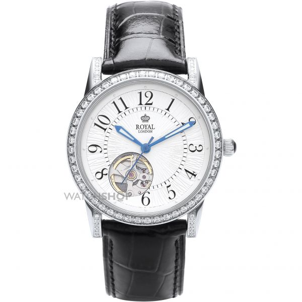 Ladies Royal London Automatic Watch 21179-02