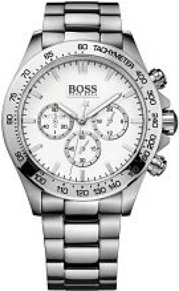 Mens Hugo Boss Ikon Chronograph Watch 1512962